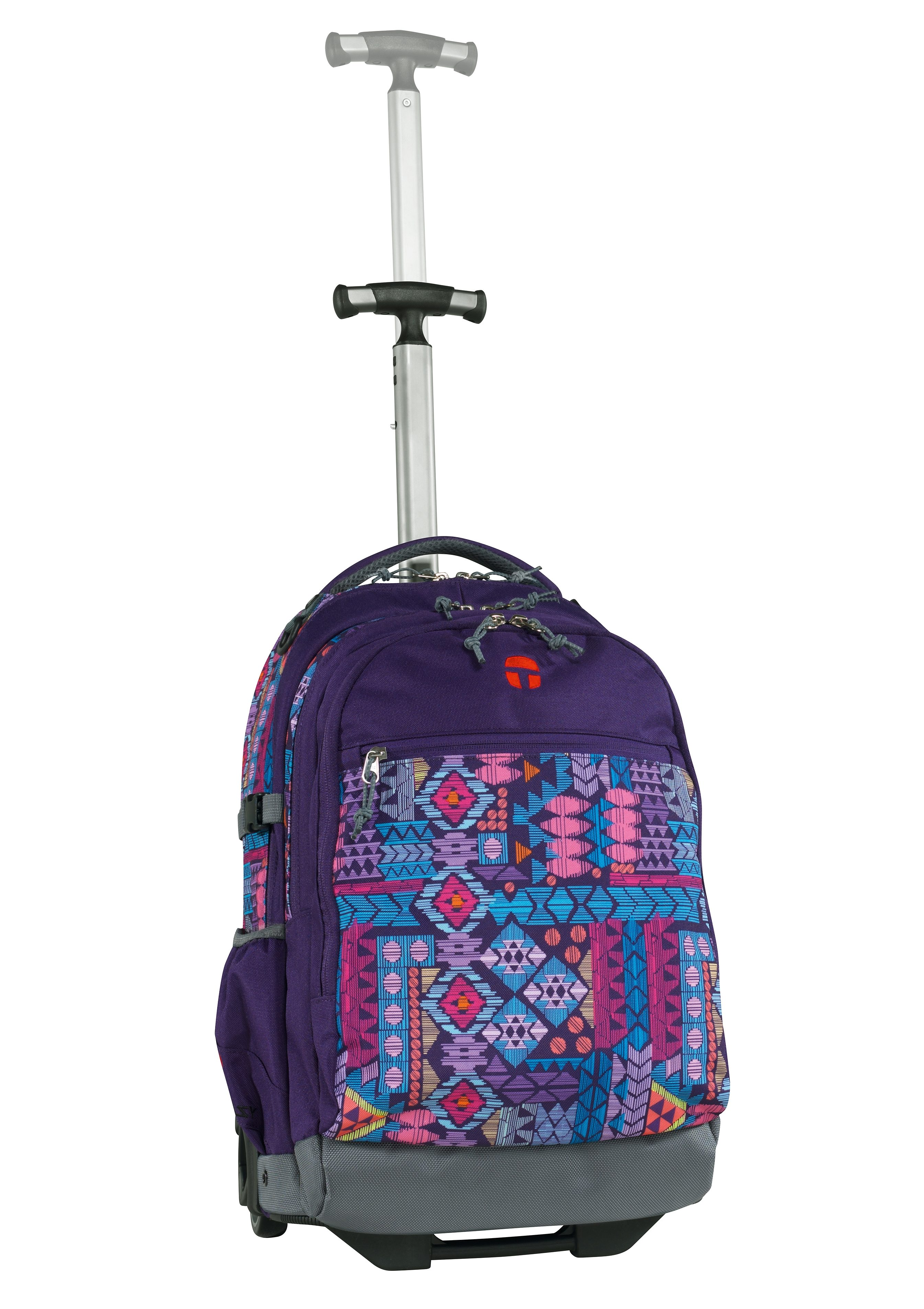 TAKE IT EASY® Rucksack mit Telskoparm, »Barcelona Aztec«