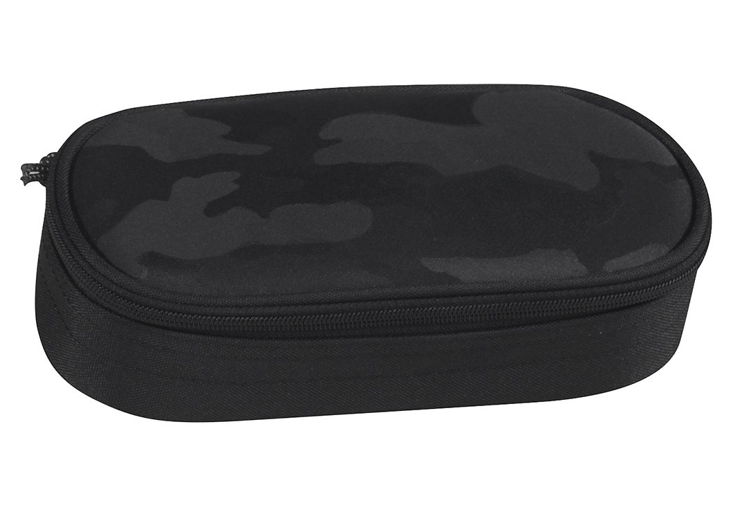 TAKE IT EASY® Mäppchen, »Etuibox XL Camouflage Black«