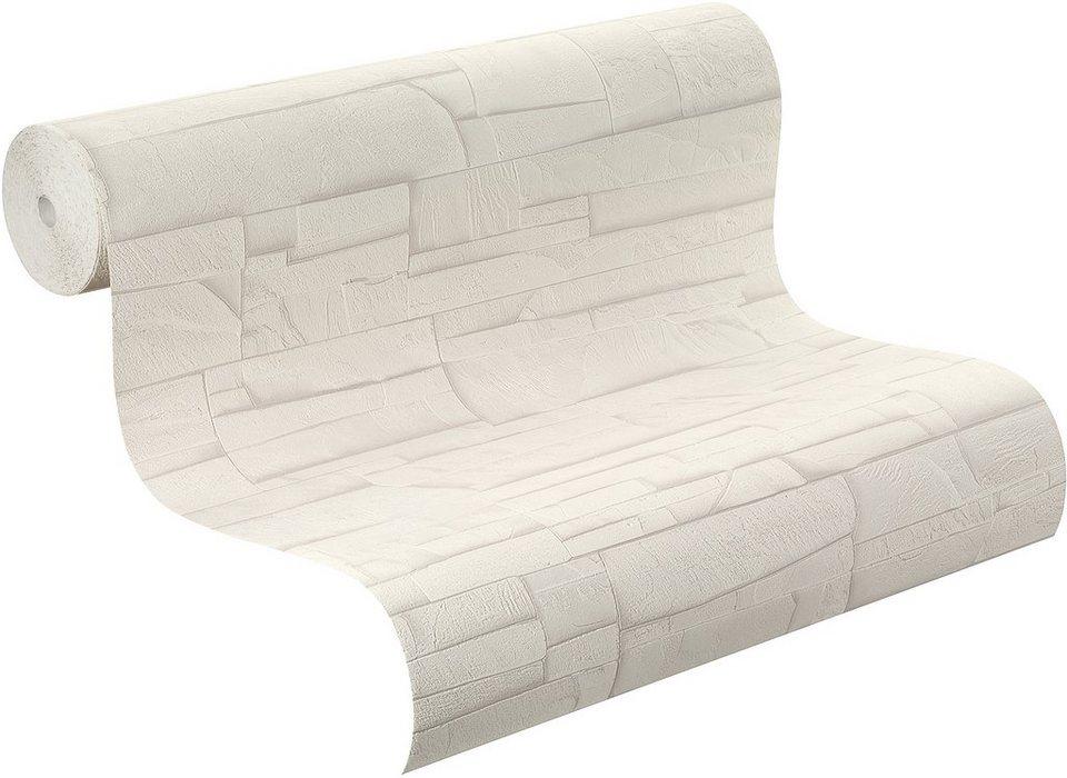 vliestapete rasch factory mauer online kaufen otto. Black Bedroom Furniture Sets. Home Design Ideas