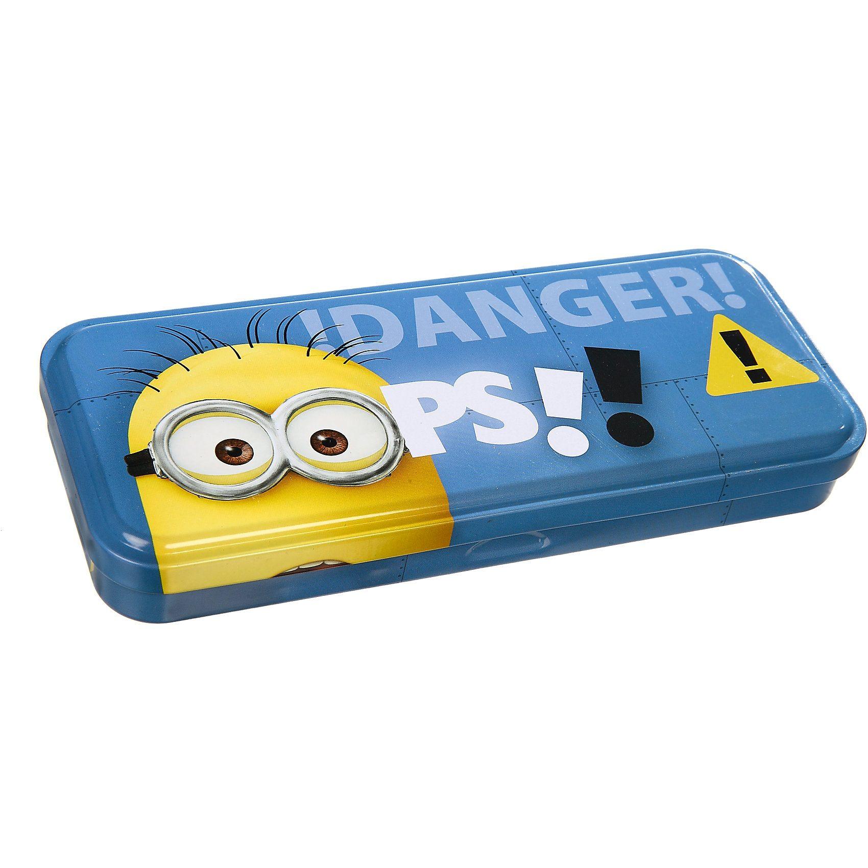 UNDERCOVER Bleistiftbox Minions