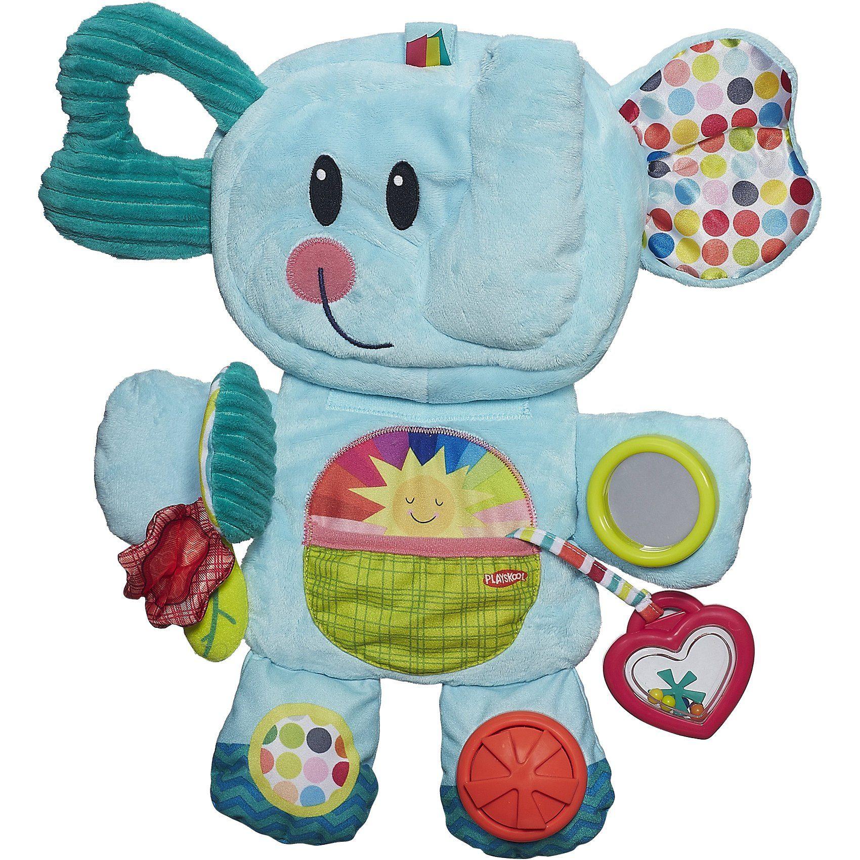 Hasbro Playskool - Lebhafter Elefant, faltbar