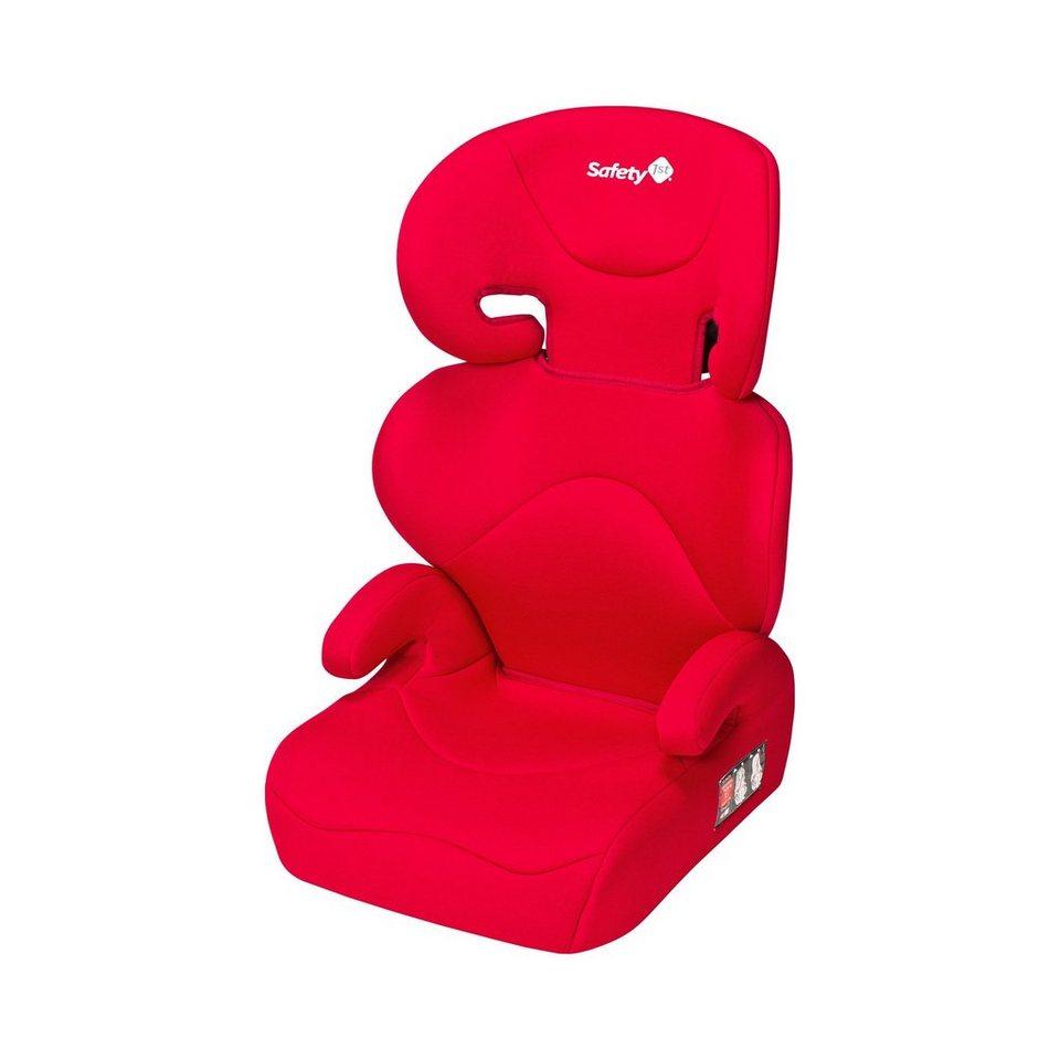 SAFETY 1ST Kindersitz Road Safe in full red