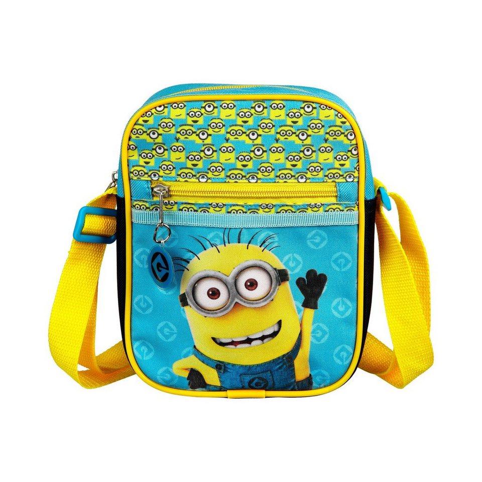 UNDERCOVER Postmanbag / Umhängetasche in gelb