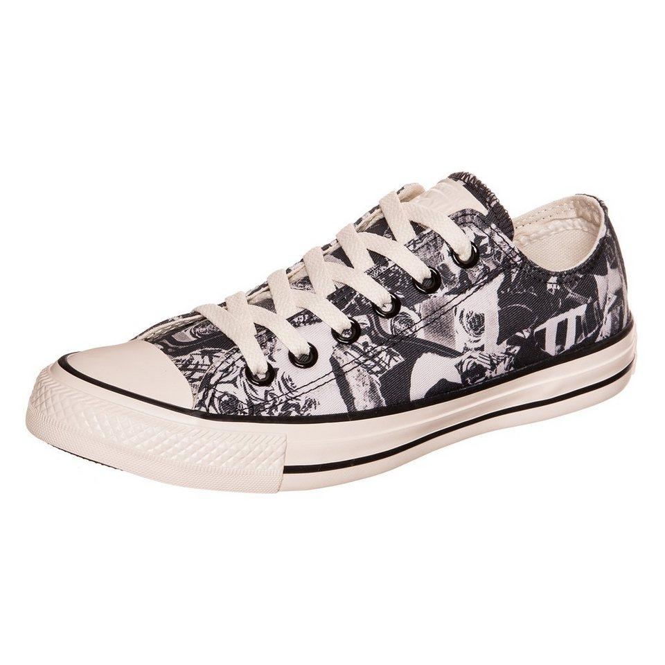 CONVERSE Chuck Taylor All Star OX Sneaker Damen in beige / schwarz