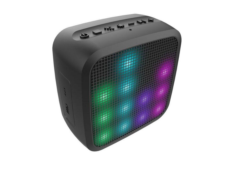 Jam Bluetooth Lautsprecher »TRANCE MINI HX-P460-EU« in schwarz