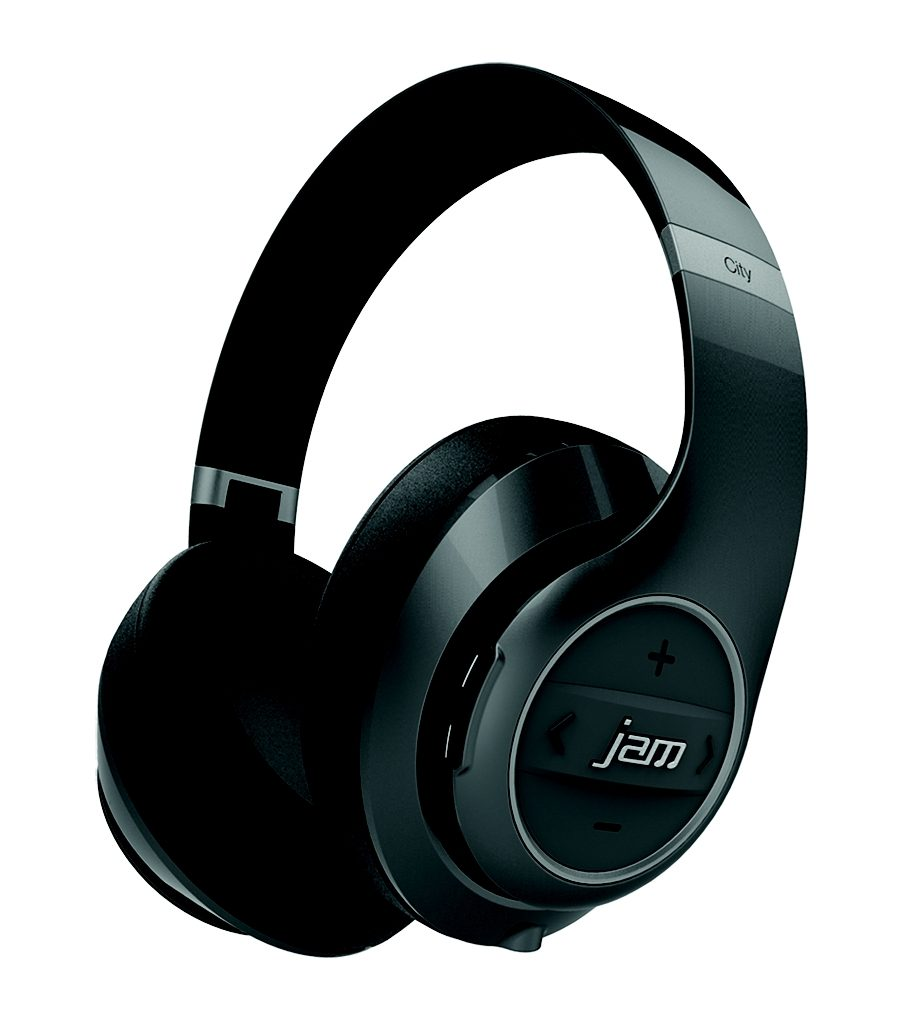 Jam Over Ear Bluetooth-Kopfhörer »TRANSIT CITY HX-HP150-EU«