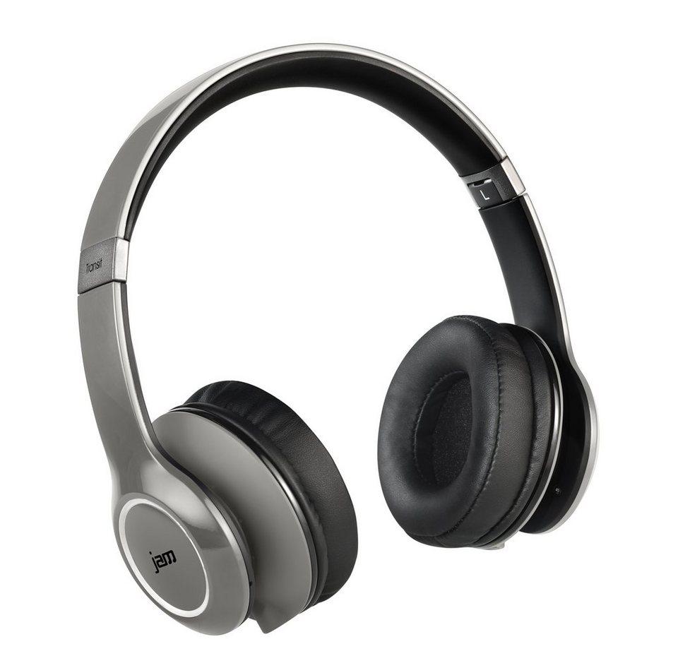 Jam On Ear Bluetooth-Kopfhörer »TRANSIT TOUCH HX-HP910-EU« in grau