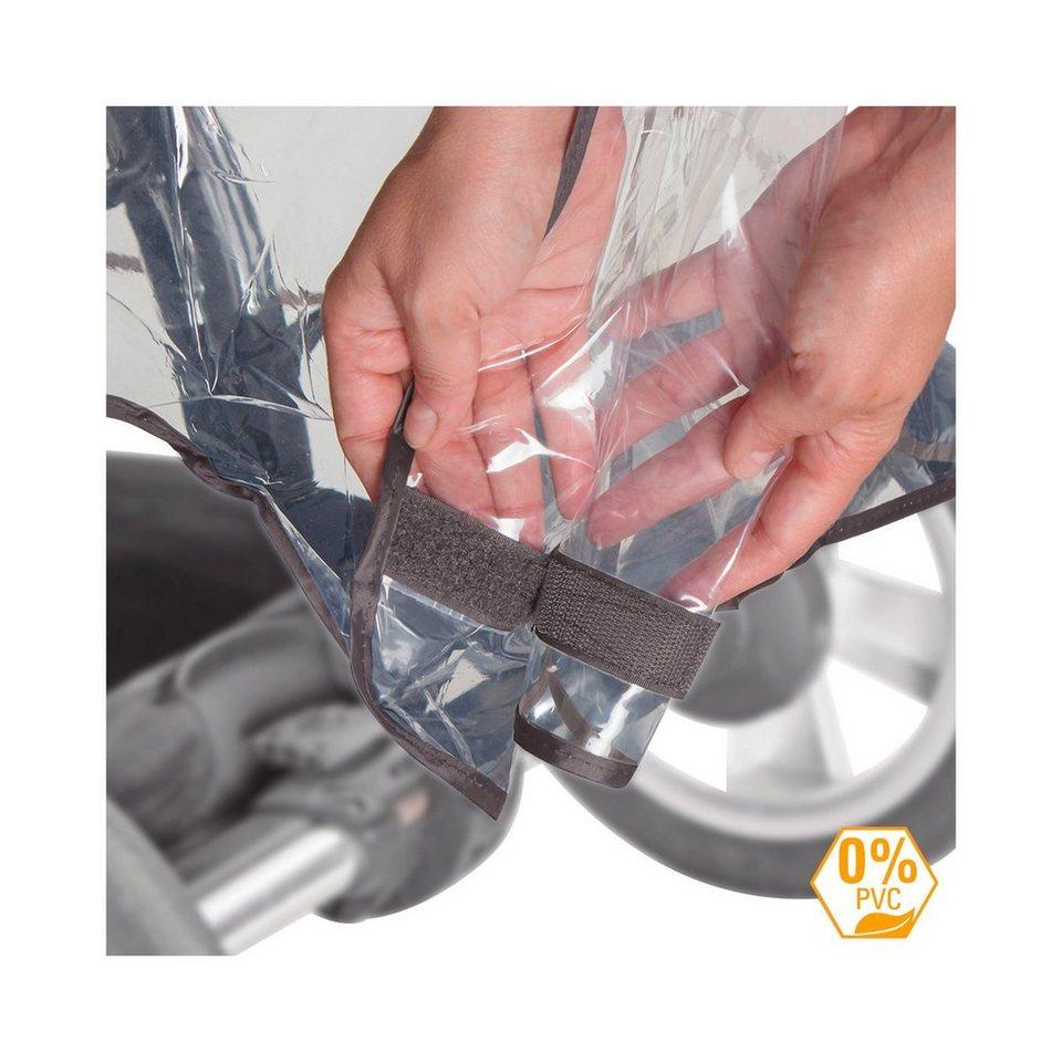 DIAGO Universal Regenschutz für Kinderwagen in transparent
