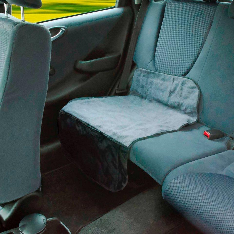 DIAGO Schutzunterlage für Kindersitze in grau