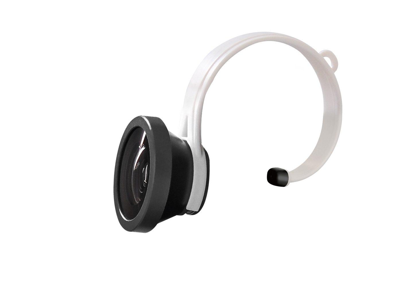 BRESSER Objektiv »BRESSER Clip-On 180° Fisheye Smartphone-Linse«