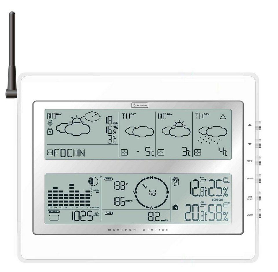 BRESSER Wetterstation »Bresser 4Cast PC Profi-Funkwetterstation (4 Tage)«