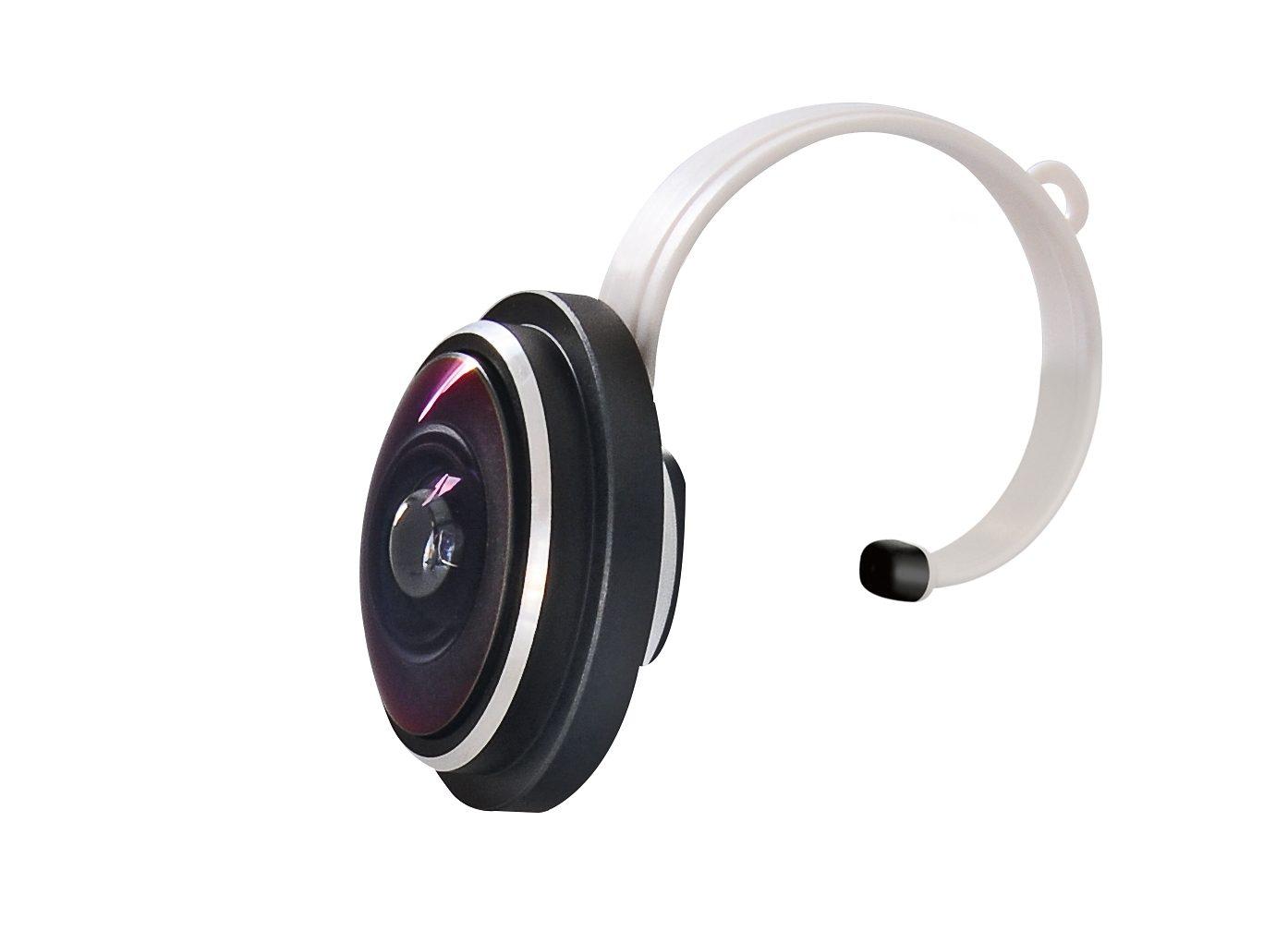 Bresser Objektiv »BRESSER Clip-On 238° Super Fisheye Smartphone-Lins«