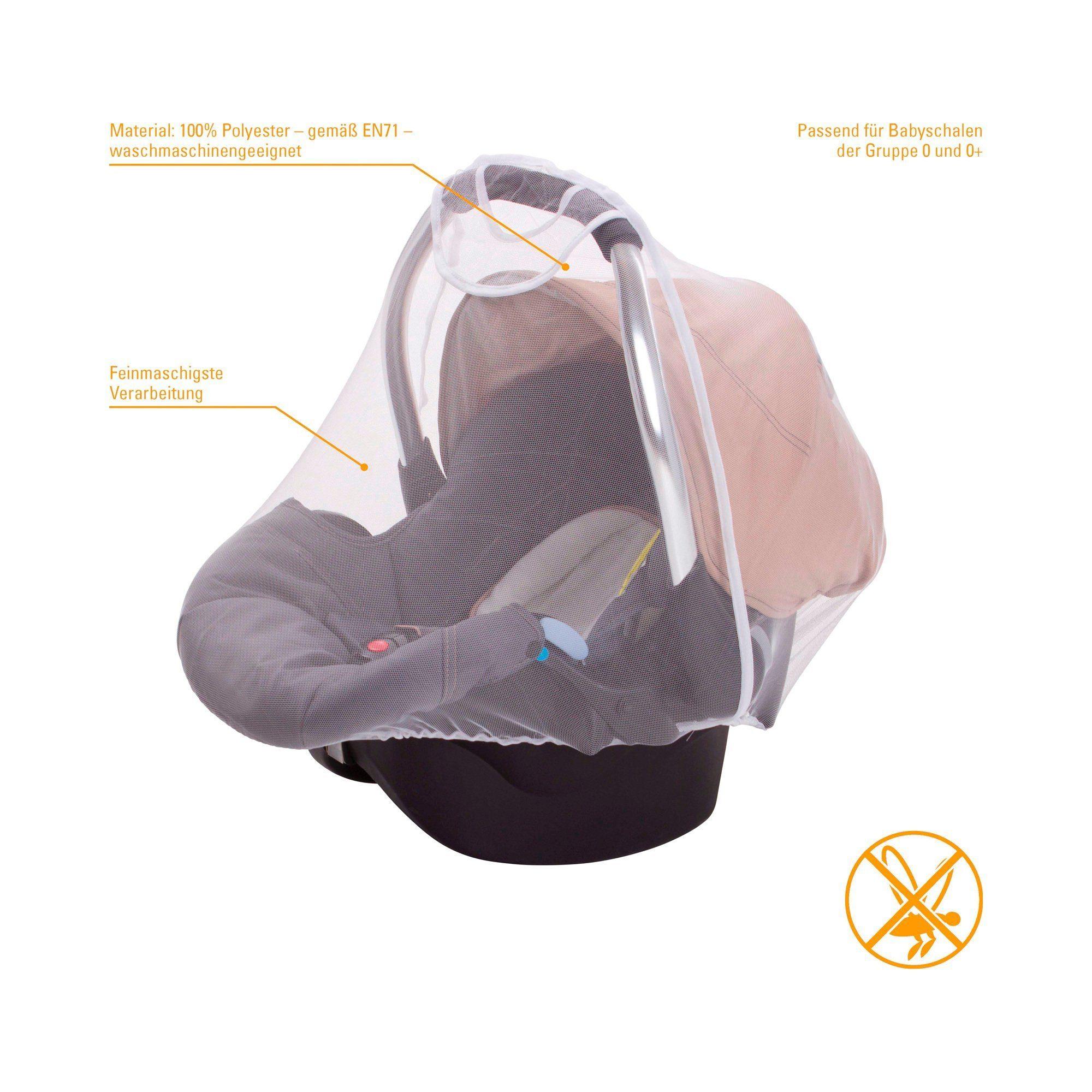 DIAGO Insektenschutz für Babyschale