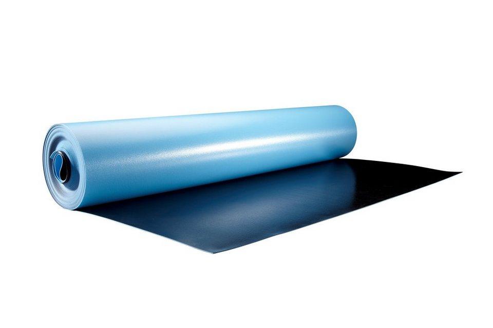 Trittschalldämmung »Gripfloor«, 15 m² in blau