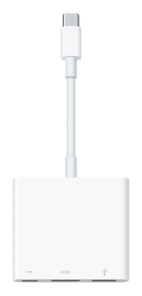 APPLE Adapter » USB-C Digital AV Multiport (MJ1K2ZM/A)« in weiß