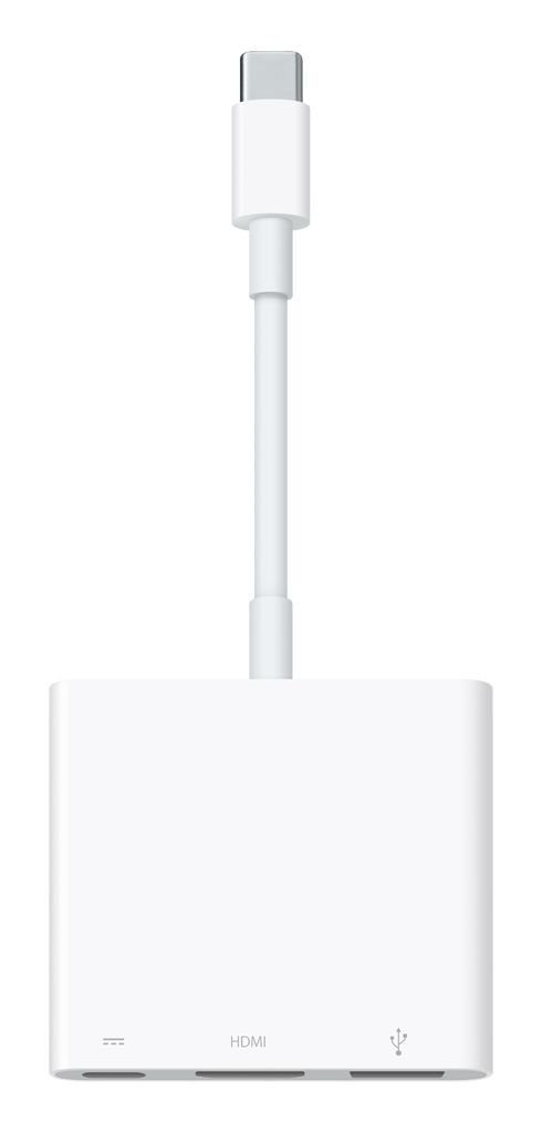 APPLE Adapter » USB-C Digital AV Multiport (MJ1K2ZM/A)«