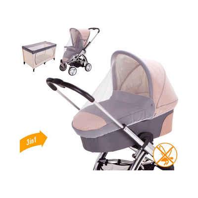 DIAGO Universal-Moskitonetz für Kinderwagen und Reisebetten Sale Angebote