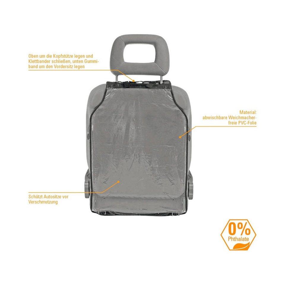 DIAGO Rückenlehnenschutz in transparent