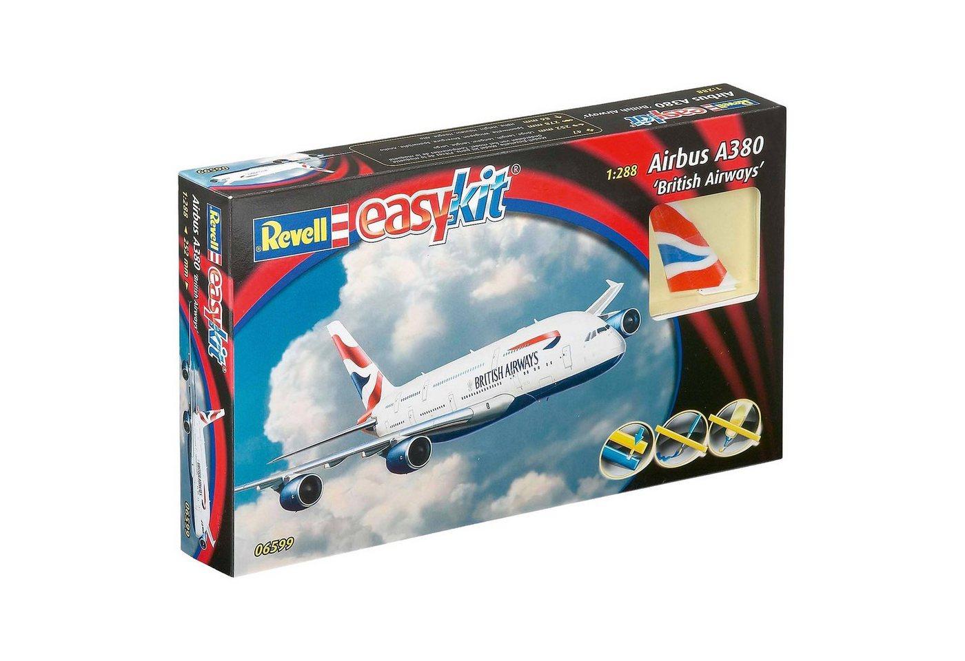 Revell® Modellbausatz ´´easykit´´ Airbus A380 British Airways