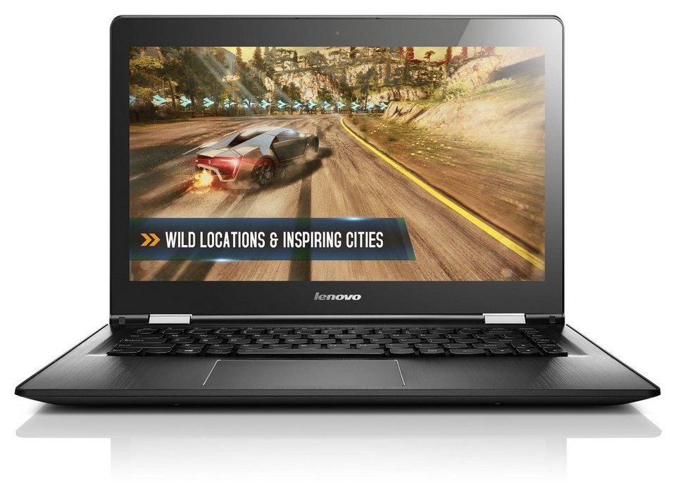 """LENOVO IdeaPad Yoga 500-15IHW Notebook »Intel Core i3-4030U, 39.6cm (15.6""""), 500GB, 4GB« in schwarz"""