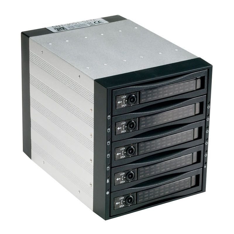 FANTEC Backplane » SNT-BA3151-1 (2338)« in silber