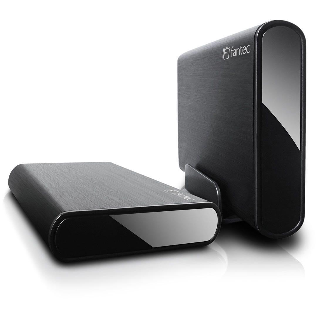 FANTEC externe Festplatte » DB-ALU3e 1TB USB 3.0 eSATA (14791)«