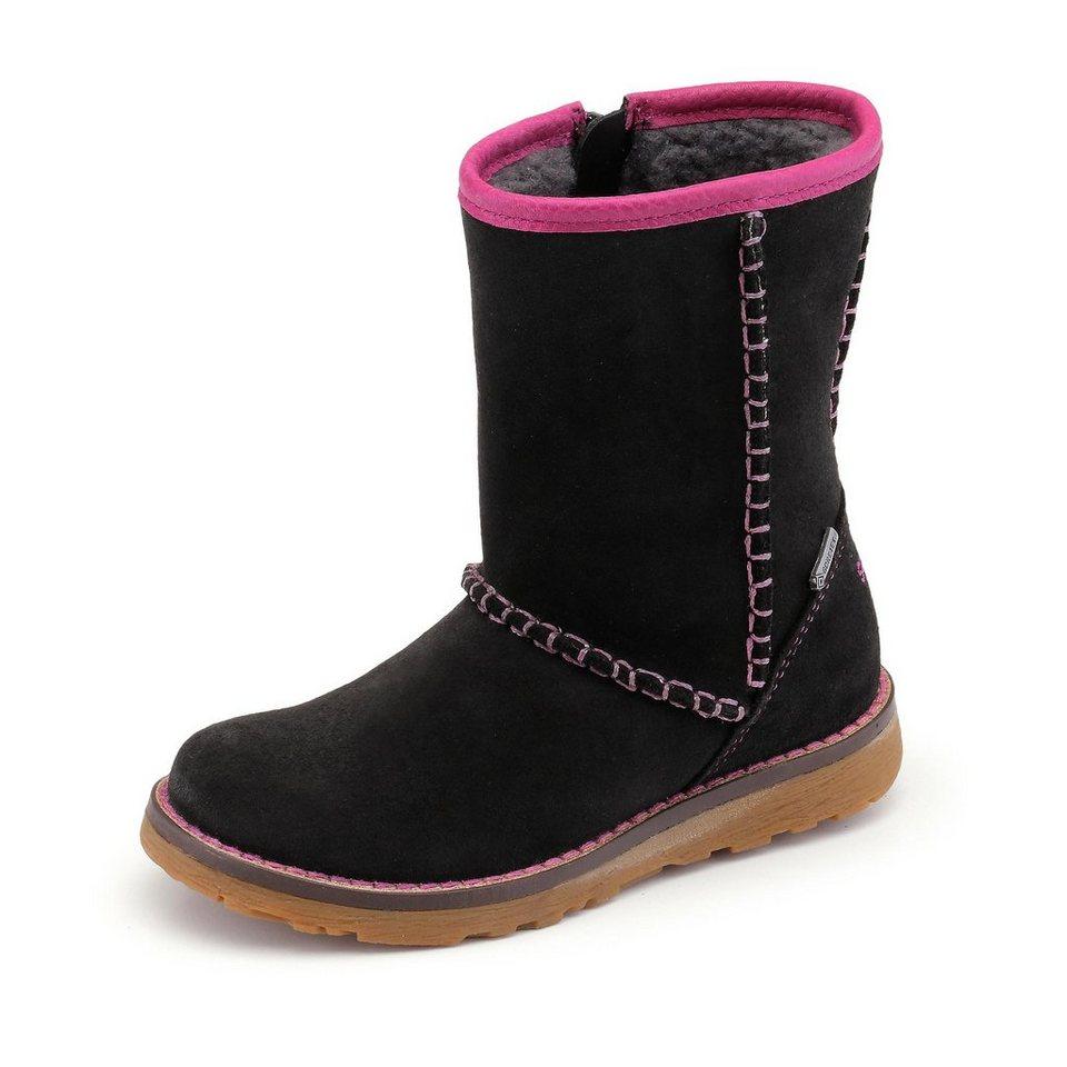 Superfit GORE-TEX® Stiefel in schwarz/pink