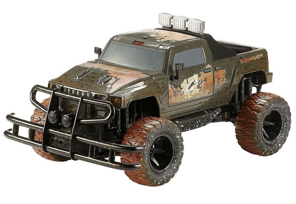 Revell® RC Auto, »Revell® Control Buggy Mud Scout« in grün