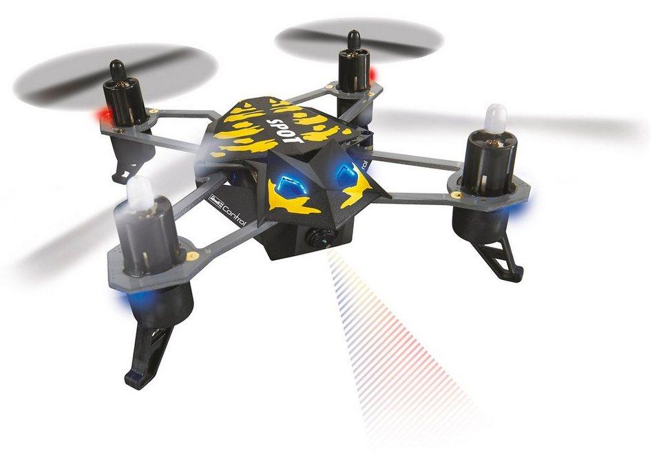 Revell® RC Quadrocopter mit Kamera, »Revell® Control Spot« in schwarz