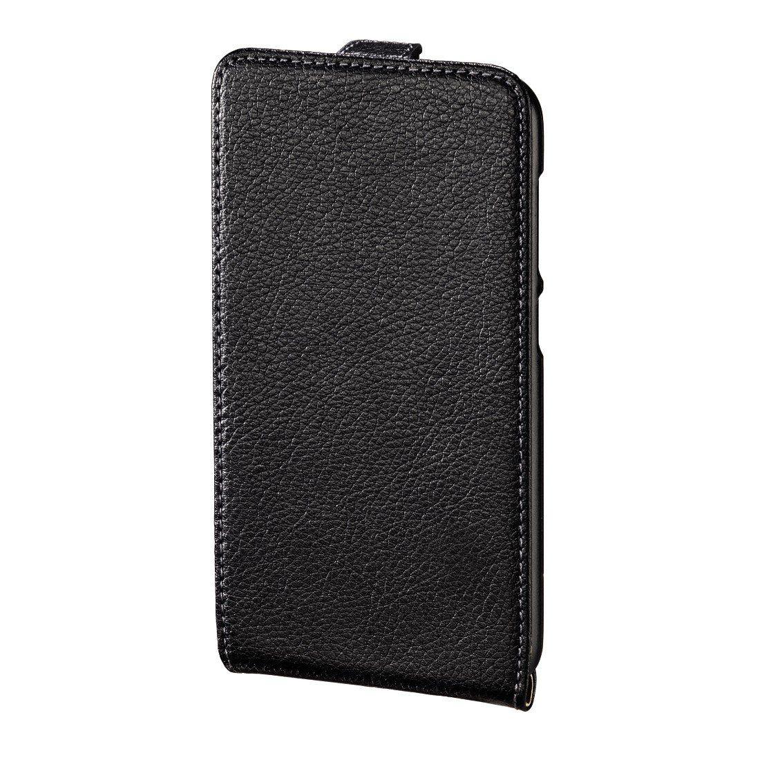 Hama Flap-Tasche Smart Case für Huawei Y625, Schwarz