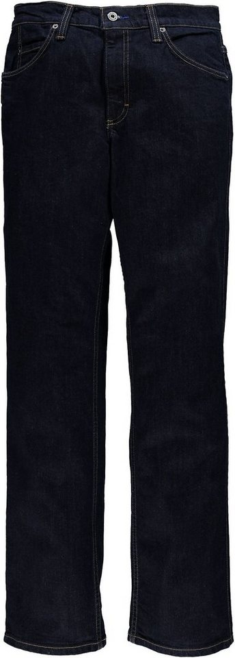 MUSTANG Stretchjeans »Tramper« in rinse washed