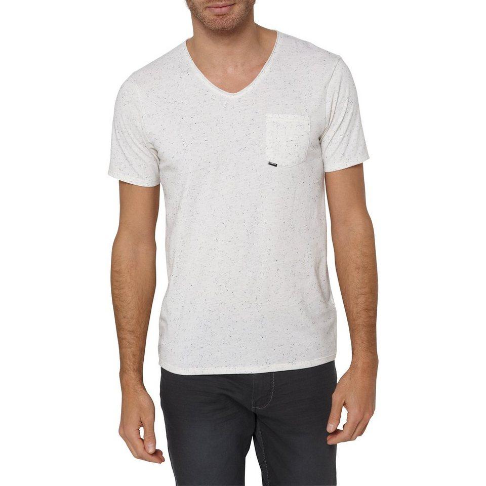 O'Neill T-Shirt kurzärmlig »Jacks Special Tee« in Silberweiß