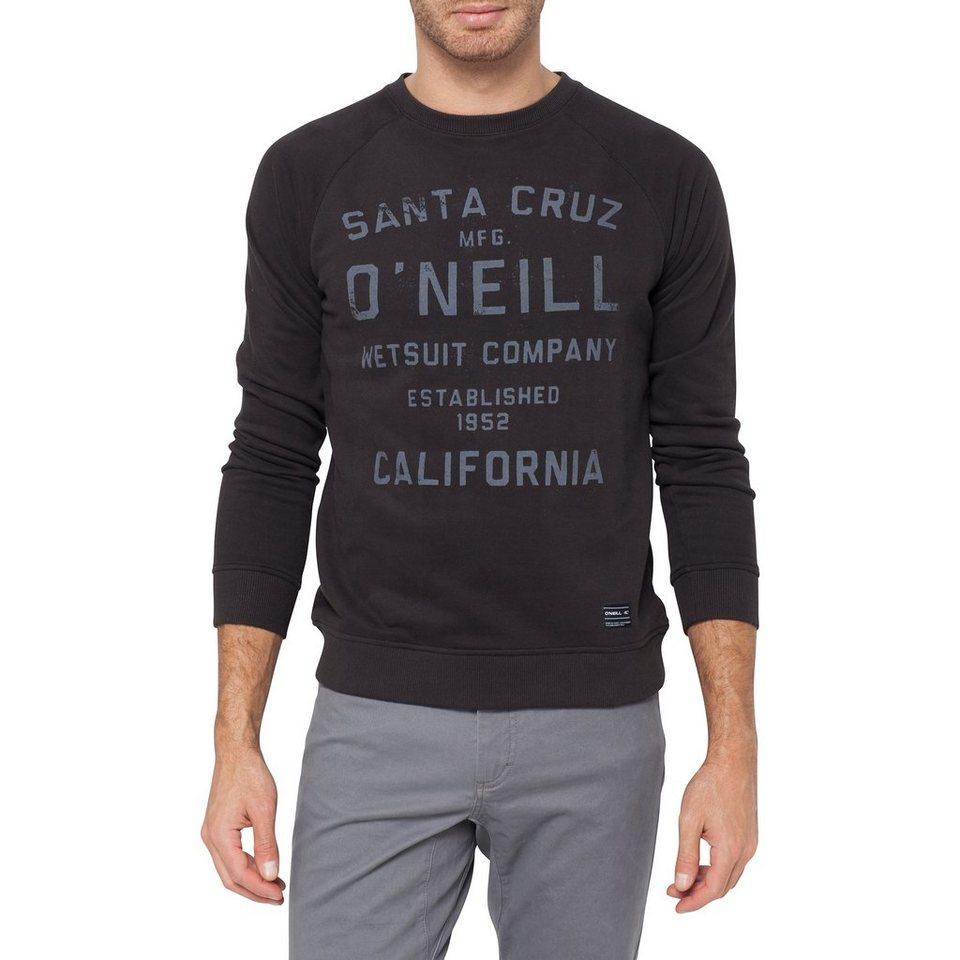 O'Neill Sweat »Santa Cruz Crew« in Schwarz