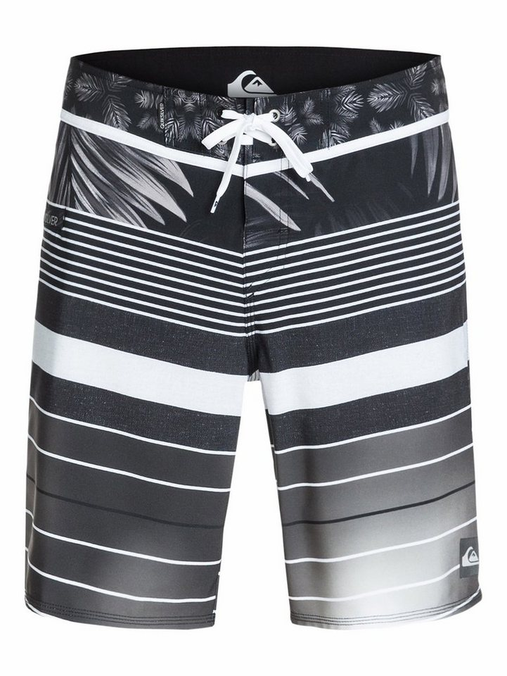 Quiksilver Boardshorts »Yg Remix Stripe Ea19« in ag yg remix black