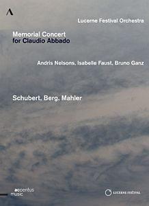 DVD »Memorial Concert For Claudio Abbado«