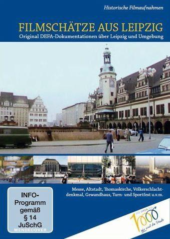 DVD »Filmschätze aus Leipzig«