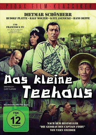 DVD »Das kleine Teehaus«