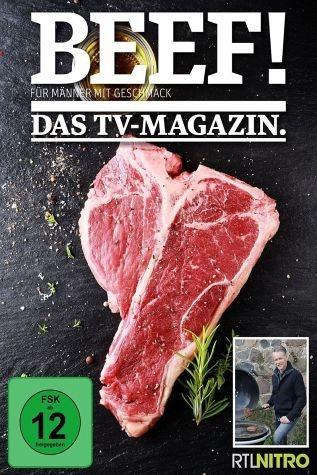 DVD »BEEF! Das TV-Magazin«