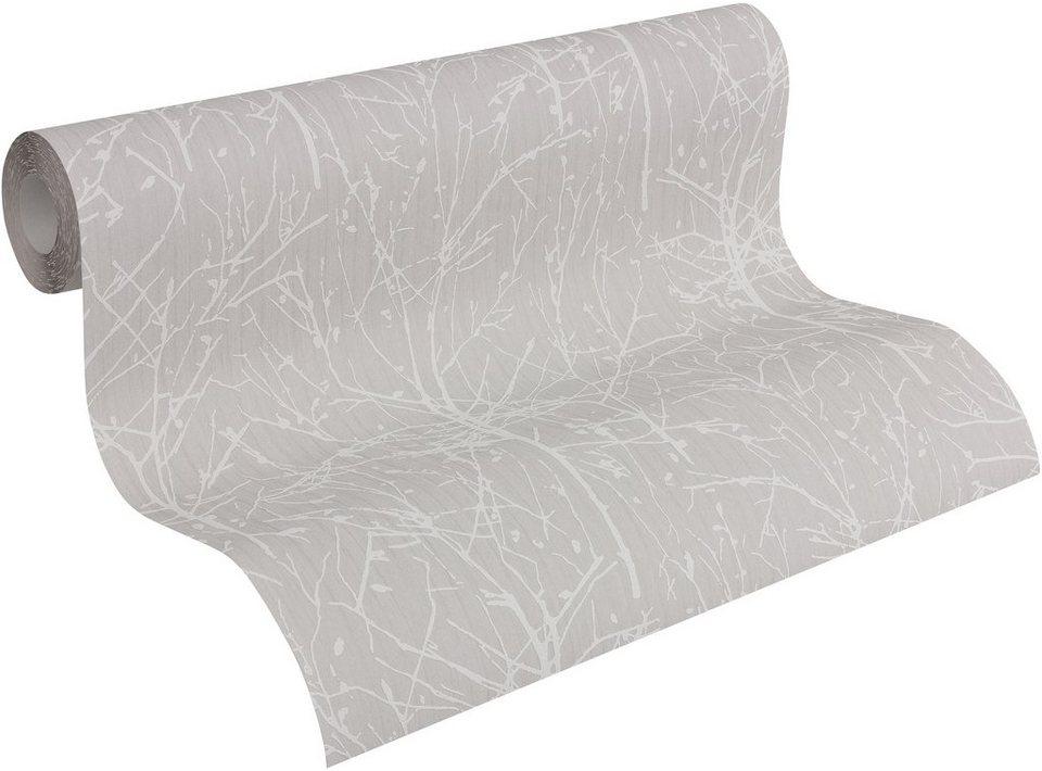 vliestapete esprit esprit 10 woods winterwunder muster online kaufen otto. Black Bedroom Furniture Sets. Home Design Ideas