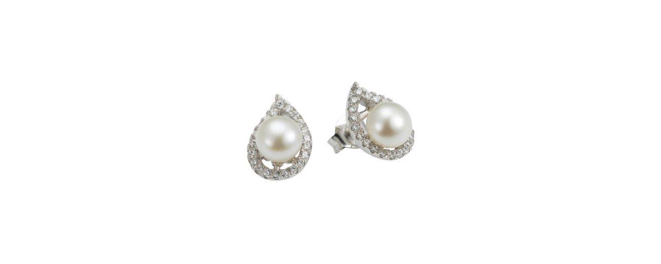 Adriana Paar Ohrstecker, »La mia perla A46«