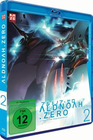 Blu-ray »Aldnoah.Zero - Vol. 2«
