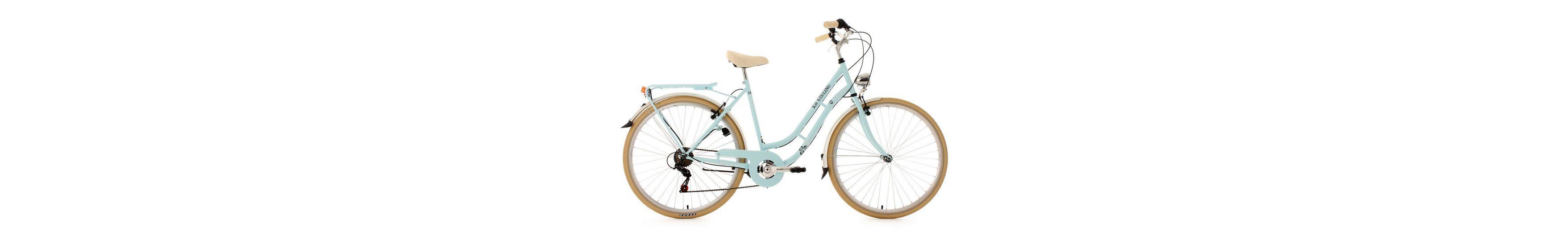 ks cycling damen fahrrad casino hellblau