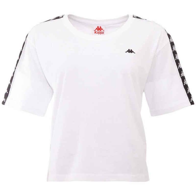 Kappa T-Shirt »HEDDA« Basicshirt im Boxy-Style