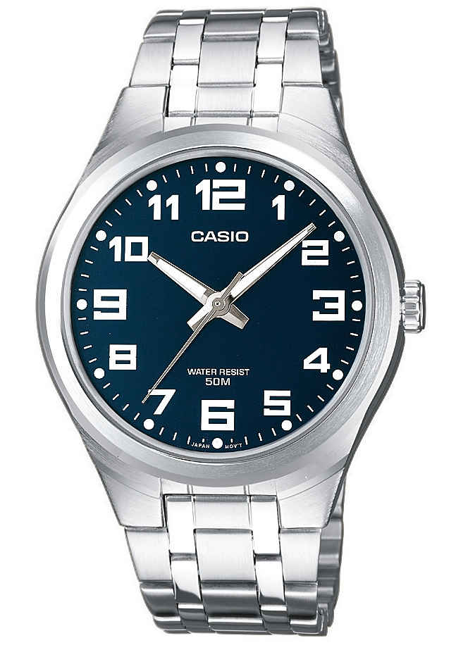 Casio Collection Quarzuhr »MTP-1310PD-2BVEF«, NEO-Display