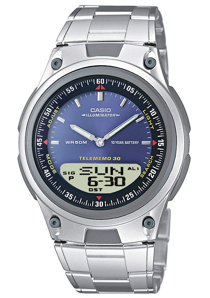 Casio Collection Chronograph »AW-80D-2AVES«