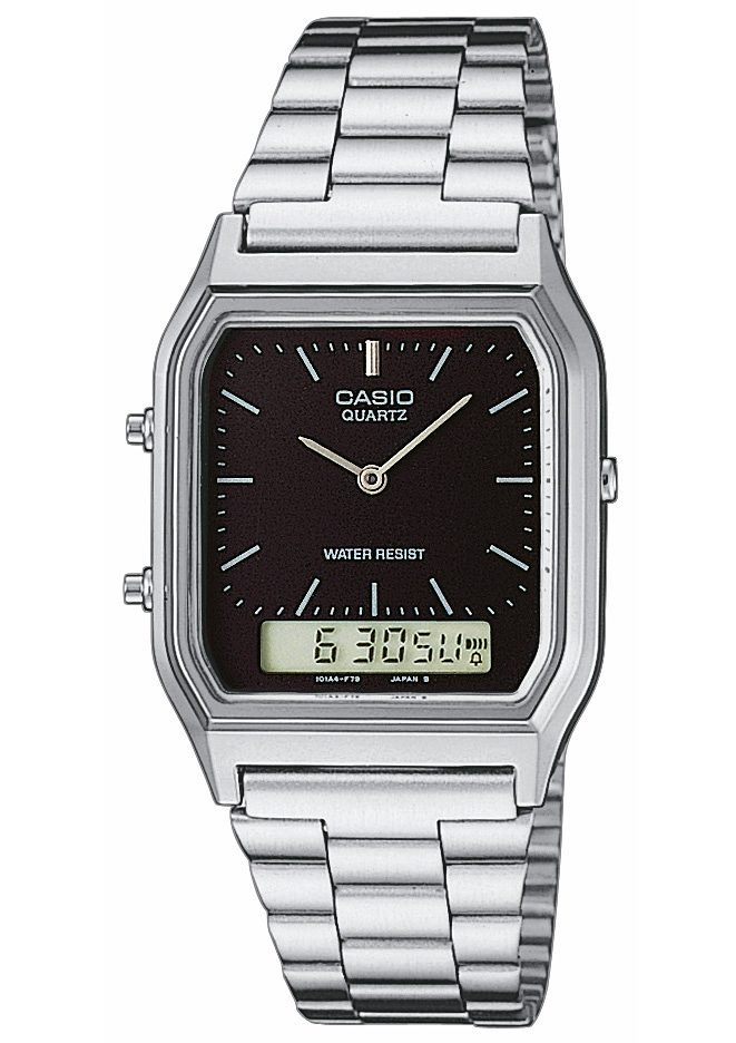 Casio Collection Chronograph »AQ-230A-1DMQYES«