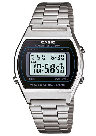 CASIO VINTAGE Chronograph »B640WD-1AVEF«