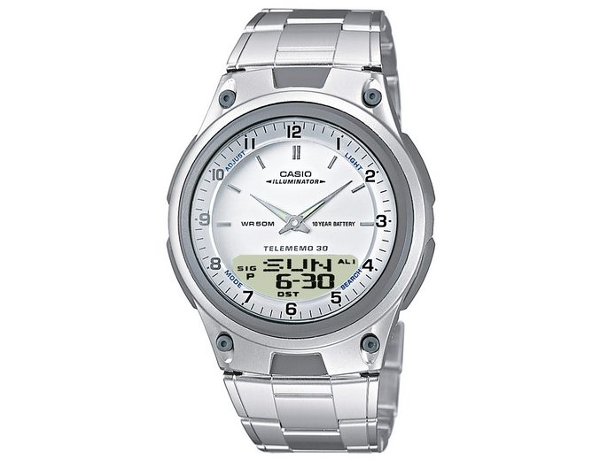 Casio Collection Chronograph »AW-80D-7AVES«