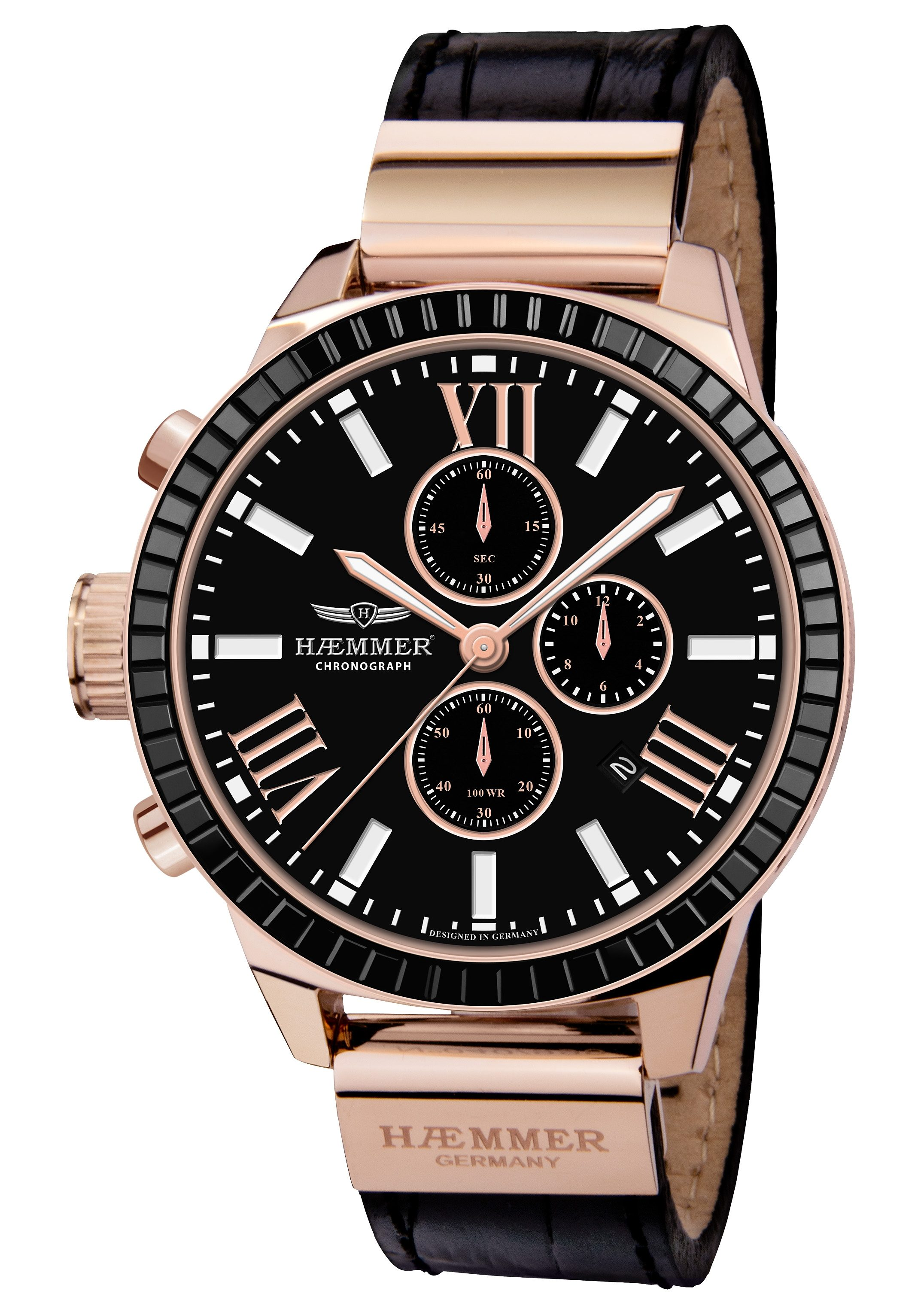 HAEMMER GERMANY Chronograph »MILA, BD-04«