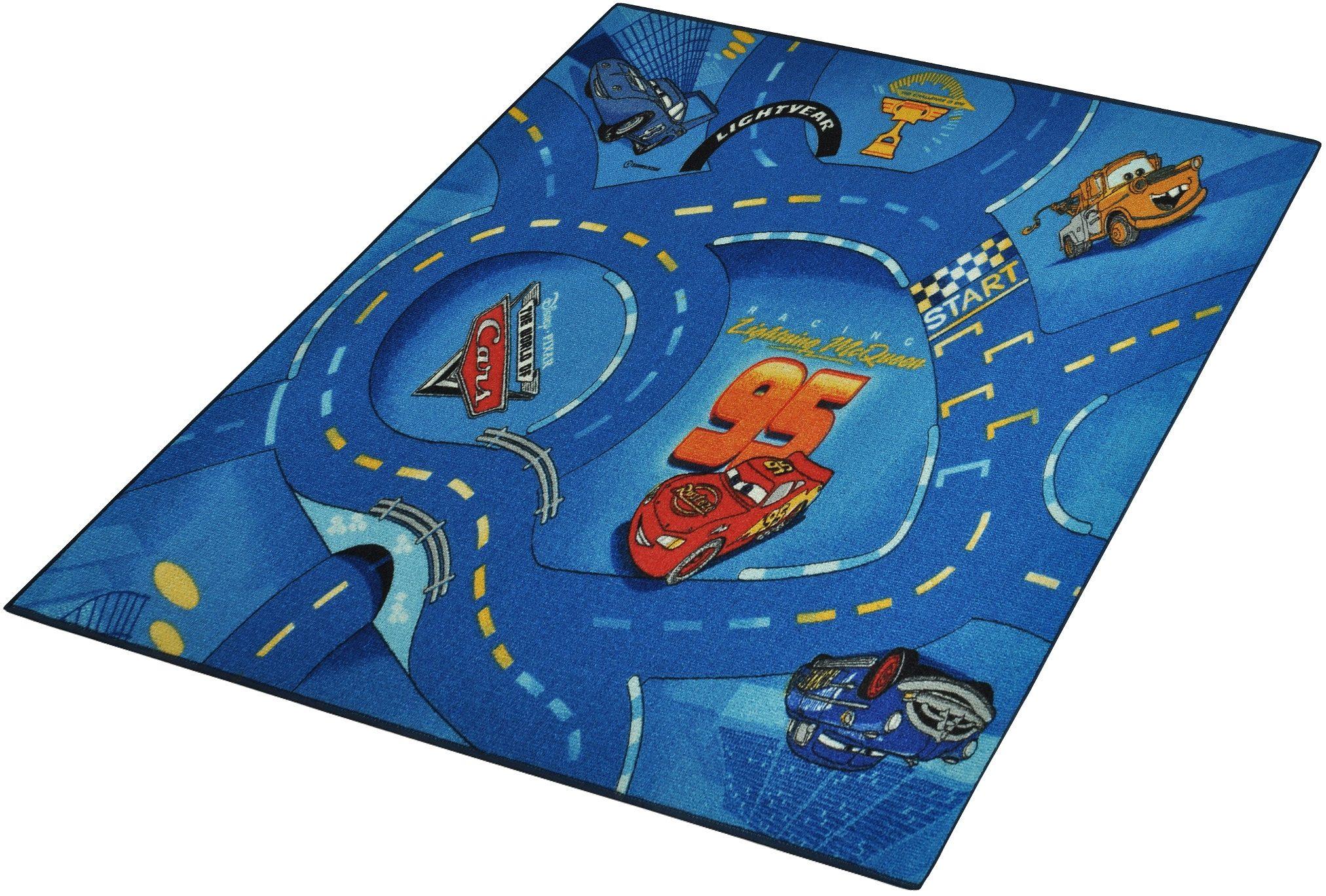 Kinder-Teppich, Disney Lizenz Teppich »CARS«, getuftet